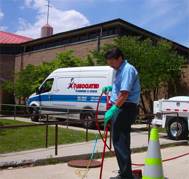 Professional Drain Cleaning Near Whitmore Lake MI - Associated Plumbing & Sewer Service, Inc. - banner-slide-1