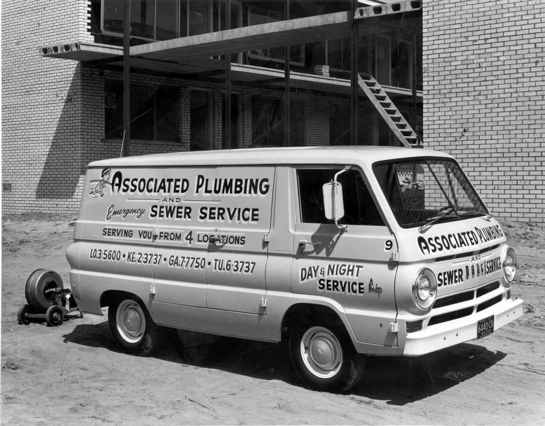 Learn more about Associated Plumbing & Sewer of Southeast Michigan - 1965_Dodge_Van